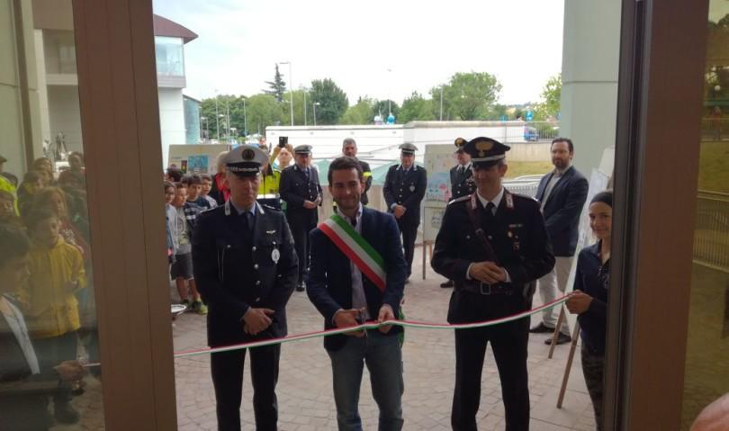 Inaugurata a Dozza la nuova sede della municipale