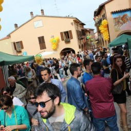 "A Dozza torna ""Il vino è in festa"". Weekend all'insegna del gusto"
