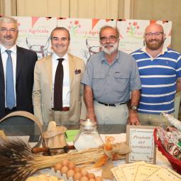 Fervono i preparativi per la Fiera agricola del Santerno