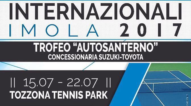 Internazionali di Imola, il grande tennis torna in città