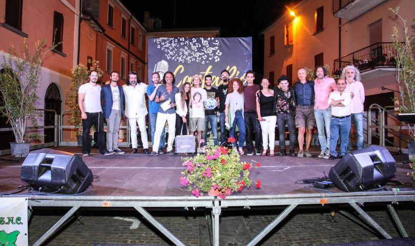 La giuria del Canta Rio 2017 incorona Giulia Toschi e Massimiliano Negroni