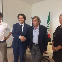 Nicolas Vacchi entra in Forza Italia: chiuso il cerchio per Imola 2018?