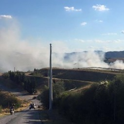 Incendio in discarica, sindaco e assessore riferiscano immediatamente