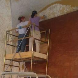 Dozza, muro dipinto: svelati gli artisti