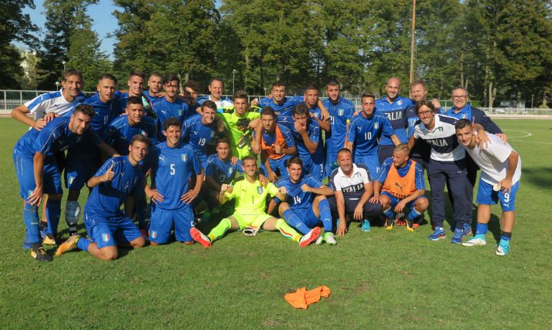 """Nazionale Under 20. Esordio show al torneo """"8 nazioni"""", 6-1 alla Polonia"""