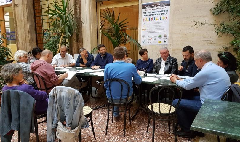Ben 12 associazioni si uniscono alla battaglia per la tutela dell'ospedale di Imola