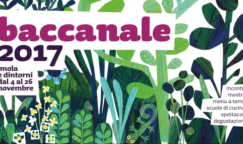 Baccanale 2017, Gek Tessaro presenta l'immagine della rassegna