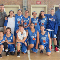 Vittoria casalinga per le ragazze Under 14 della Uisp Imola Basket