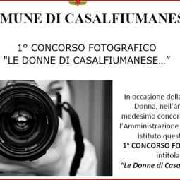 Un concorso fotografico che celebra le donne di Casalfiumanese