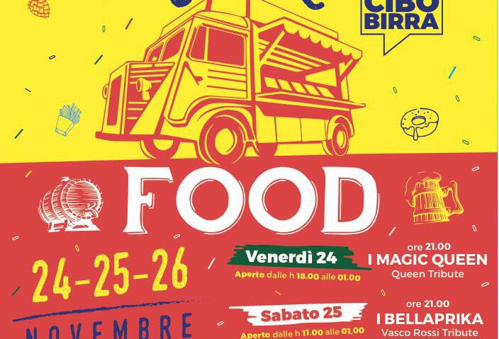 """Conto alla rovescia per """"Imola Street Food""""!"""