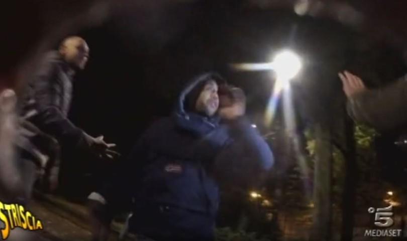 Aggressione alla troupe di Striscia, un nuovo fermo da parte dei Carabinieri