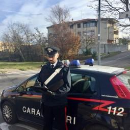 Giovane latitante arrestata dai Carabinieri di Dozza