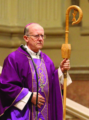 """Il Vescovo Ghirelli: """"accoglienza lungimirante di quanti fuggono dalla guerra"""""""