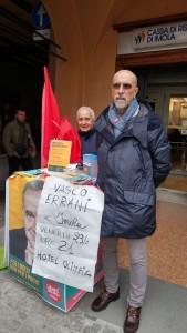 Massimo Davi banchetto Imola