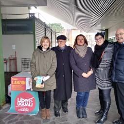 Anche Sara Brunori, ex sindaca castellana, aderisce a Liberi e Uguali
