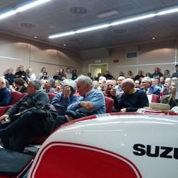 """Grande successo per la serata """"Suzuki RG500″ promossa da Confartigianato"""