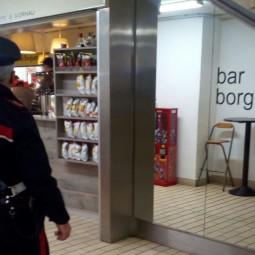 """Furto al Mercato Coperto """"Il Borghetto"""": ventisettenne italiano denunciato dai Carabinieri"""