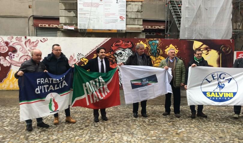 Centrodestra unito alle amministrative di Imola