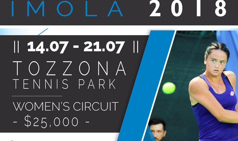 Imola sarà ancora…Internazionali al Tozzona Tennis Park