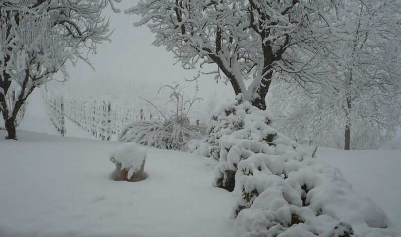 Neve, domani scuole chiuse in quasi tutta la Città metropolitana