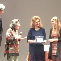 """A Lisa Laffi il premio letterario """"Terra di Guido Cavani"""""""