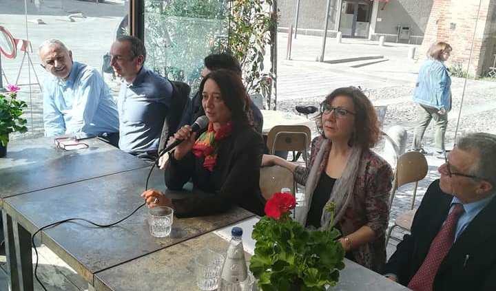"""Cappello, candidata del Pd: """"Non lasciamo la città ai populisti"""""""