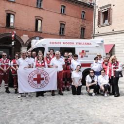 Una nuova ambulanza per la Croce Rossa di Imola