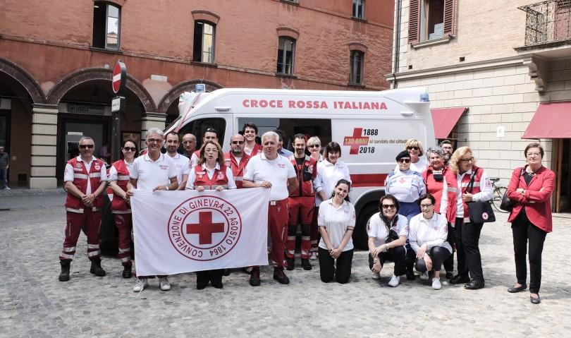 La Croce Rossa Italiana organizza corsi per baby sitter