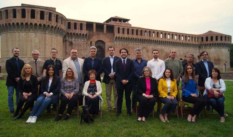 Forza Italia scende in campo con volti nuovi e tanti giovani