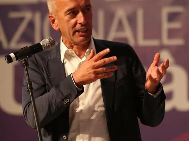 Il segretario Pd Marco Raccagna si è dimesso