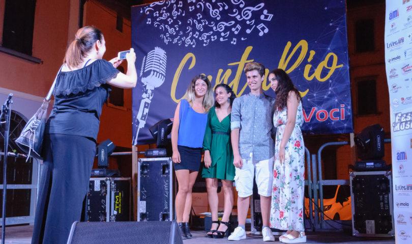 Canta Rio, il 28 luglio l'ottava edizione del festival di nuove voci di Castel del Rio