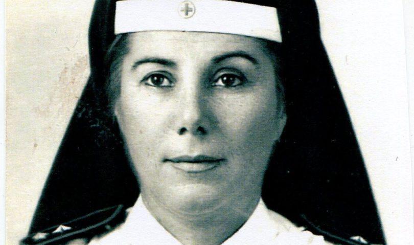Una speciale onorificenza per la crocerossina Nieves Tirapani