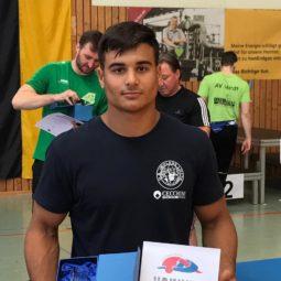 Mirco Minguzzi primo al torneo internazionale di Grossen Preis (Germania)