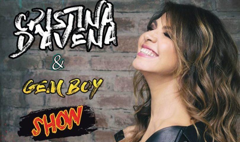 Il 22 settembre Cristina D'Avena e i Gem Boy in Autodromo