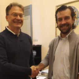 Rodolfo Ferrari è il nuovo primario di Pronto soccorso e Medicina d'Urgenza