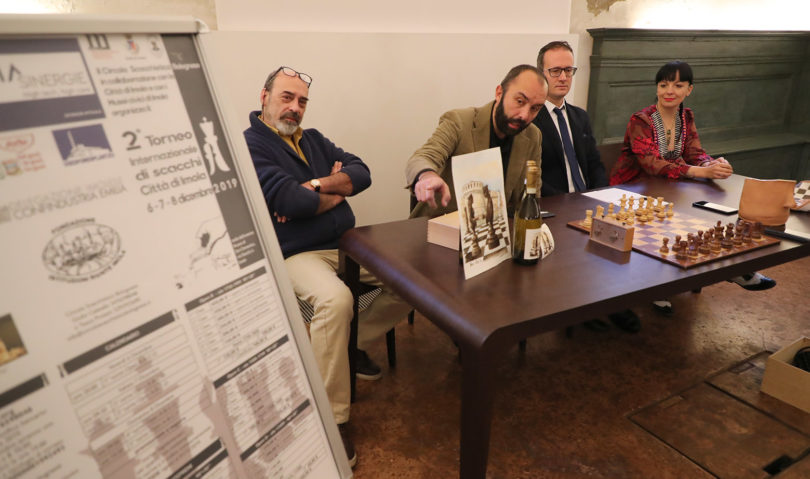 Imola capitale degli scacchi, al via il secondo Torneo Internazionale