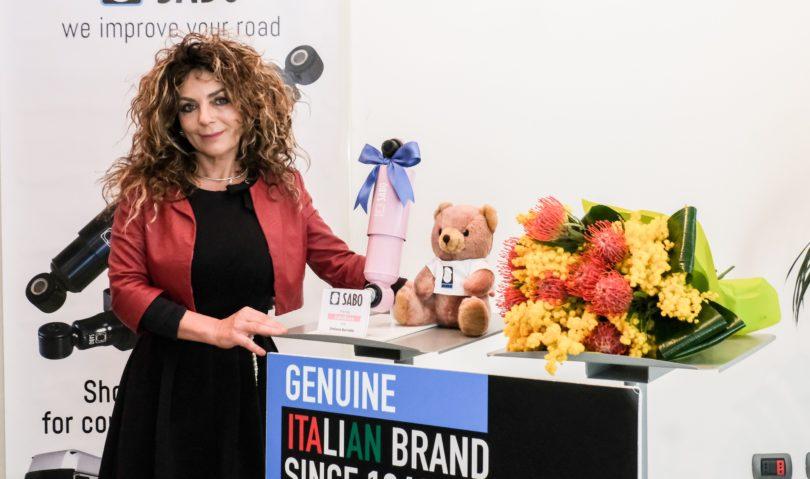 Sabo Rosa: è l'imolese Stefania Bartolini la camionista dell'anno 2020
