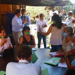 Imola Futuro-Europa Verde presenta la lista a sostegno di Marco Panieri