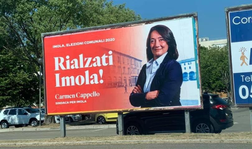 Carmen Cappello incontra i cittadini di Sesto Imolese, mercoledì 8 luglio
