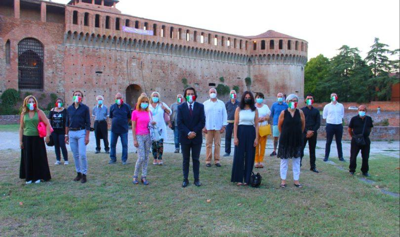 Fratelli d'Italia schiera Nicolas Vacchi, Maria Teresa Merli e Donatella Marchetti