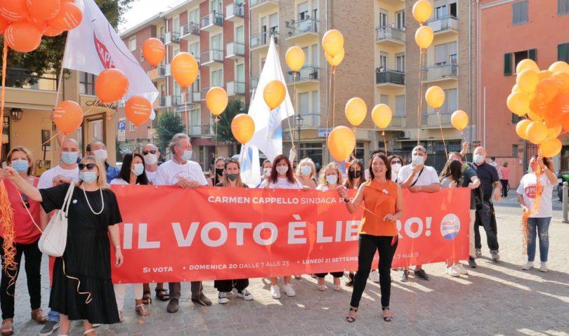 """Carmen Cappello e l'attacco ai """"partitoni"""". """"C'è bisogno di un voto libero"""""""